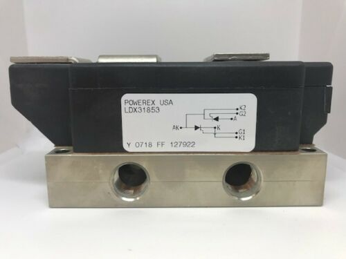 LDX31853  NEW   Powerex Water Cooled SCR Module