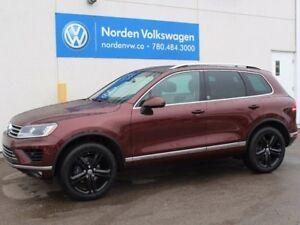 2017 Volkswagen Touareg 3.6 Wolfsburg
