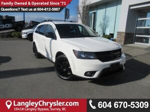 2014 Dodge Journey SXT <B>*Blacktop Package*8.4 TOUCHSCREEN*D...