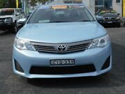 2012 Toyota Camry ACV40R 09 Upgrade Altise Blue 5 Speed Automatic Sedan Tuggerah Wyong Area Preview
