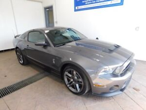 2011 Ford Mustang Shelby GT500 LEATHER *MANUAL*