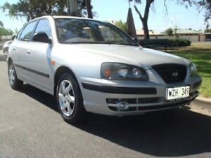 2004 Hyundai Elantra XD MY04 Silver 4 Speed Automatic Hatchback Broadview Port Adelaide Area Preview