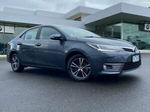 2017 Toyota Corolla ZRE172R ZR S-CVT Slate Grey 7 Speed Constant Variable Sedan Traralgon Latrobe Valley Preview