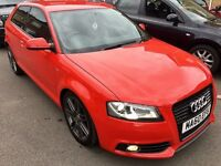 Audi A3 2.0 Tdi with S Line Pack - Excellent History - Long MOT - Stunning Styling
