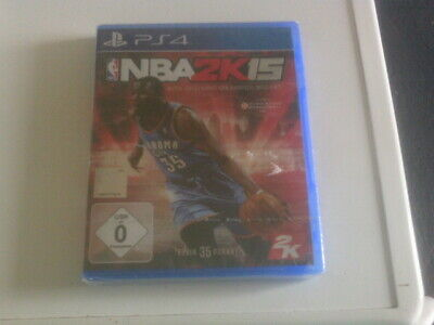 PS 4 Spiel   NBA 2K 15   (2015)  Neu & OVP comprar usado  Enviando para Brazil