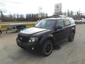 2009 Ford Escape XLT 4x4 w/Sunroof