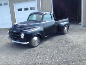 Studebaker pickup hot rod ,rat rod