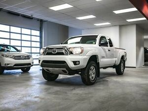 2015 Toyota Tacoma TRD Off Road, Leveling Kit, 3M Hood, Front Sk
