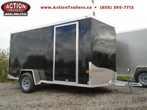 6X12 NEO - BEST PRICE ON AN ENCLOSED ALUMINUM - ON SALE NOW!! London Ontario image 1
