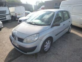 RENAULT SCENIC - LW53LJK - DIRECT FROM INS CO