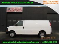 "2007 GMC Savana Cargo Van Rwd 3500 ""Ready For Work"""