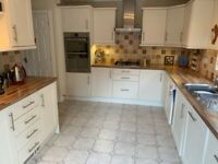 Full kitchen & bosch appliances