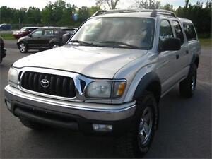 2002 Toyota Tacoma Crew - Off Road Package