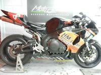 Honda CBR1000RR Ex HM Plant Ian Hutchinson TT Bike