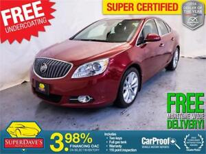 2014 Buick Verano Leather Group *Warranty*