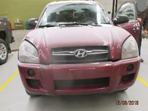 Hyundai Tucson 2005 - Parting out