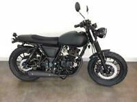 Mutt FSR 125 2020 Matt Black 125cc Learner Legal Motorbike