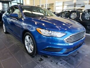 2018 Ford Fusion SE, REAR VIEW CAMERA, SUNROOF, ACCIDENT FREE