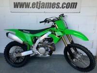 Kawasaki KX by ET James & Sons, Rhayader, Powys