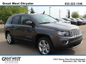2017 Jeep Compass FRONT WHEEL DRIVE**NO ACCIDENTS**BACK UP CAM**