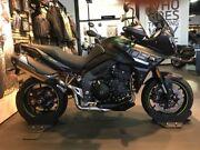 2018 Triumph TIGER SPORT Road Bike 1050cc Collingwood Yarra Area Preview