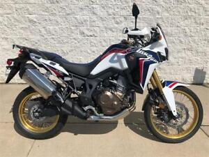 CRF1000 AFRICA TWIN - LOW MILEAGE!