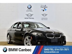 2016 BMW 528i 528i xDrive- Executive et M Sport Package-458$/Moi