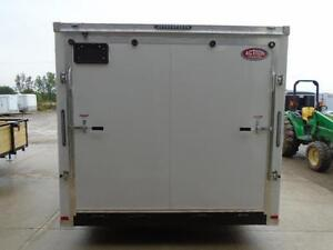 QUALITY TRAILER, GREAT PRICE! 8X16 ATLAS WITH RAMP DOOR!! London Ontario image 4