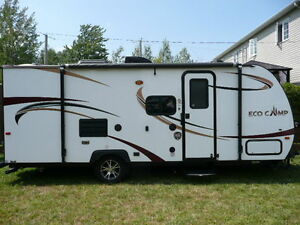 2014 Roulotte Skyline Eco Camp 20RB