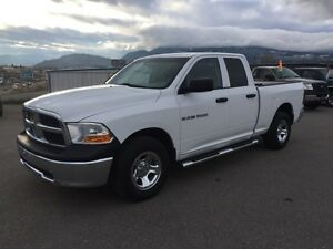 2012 Dodge Power Ram 1500 st