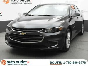 2017 Chevrolet Malibu LT, Push Start Button
