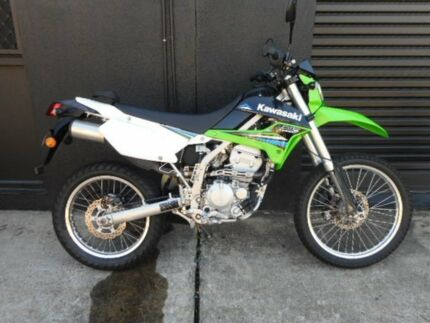 2014 Kawasaki KLX250S Enduro 249cc Nerang Gold Coast West Preview