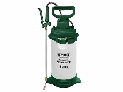 Professional Sprayer with Viton� Seals 8L FAISPRAY8HD