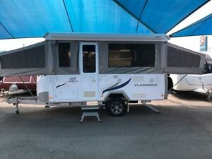 2013 Jayco Flamingo MY13 Camper Trailer Unanderra Wollongong Area Preview