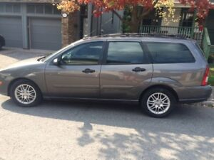 2005 Ford Focus zxw Wagon - Safetied