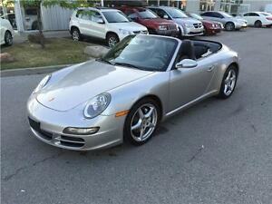 2006 Porsche 911 911 CARRERA*6SPD*NAVI*CONVERTIBLE*NO ACCIDENTS
