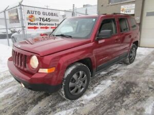 Jeep Patriot 4WD,NORTH-ÉDITION,TOIT OUVRANT, 2011