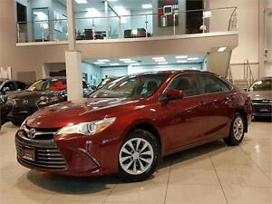 2015 Toyota Camry LE-BACK UP CAMERA-FACTORY WARRANTY