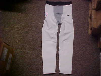 f4a64d1d NBA Basketball Nike Pro Compression Pants W/Lower Leg Padding AA0753 Size  2XL-T