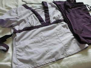 2 pc set womens scrubs Peterborough Peterborough Area image 1