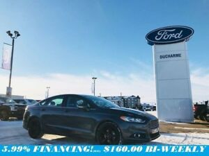 2016 Ford Fusion SE, FWD, SE Appearance, SYNC, Warranty!!