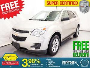 2015 Chevrolet Equinox LS AWD *Warranty*