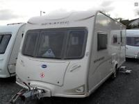Touring Caravan For Sale 2008 Bailey Senator Arizona Series 6