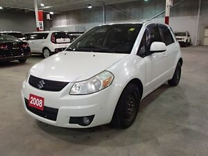 2008 Suzuki SX4 SX4 SPORT **FREE WINTER TIRES** CONVENIENCE