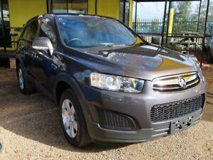 2014 Holden Captiva CG MY14 7 LS Grey 6 Speed Sports Automatic Wagon Minchinbury Blacktown Area Preview