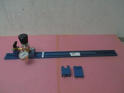 Kinetics Gas Line, Tescom 250, USG w/ 2 brackets