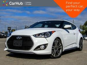 2016 Hyundai Veloster Turbo|Navi|Sunroof|Backup Cam|Bluetooth|He