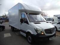 Mercedes-Benz Sprinter 3.5T Chassis Cab DIESEL MANUAL WHITE (2016)