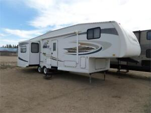 2008 JAYCO EAGLE 29.5RLS FIFTH WHEEL - REDUCED TO SELL!!!