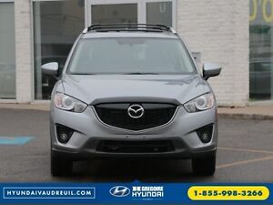 2014 Mazda CX-5 GT AWD NAV TOIT CUIR CAMERA MAGS West Island Greater Montréal image 2